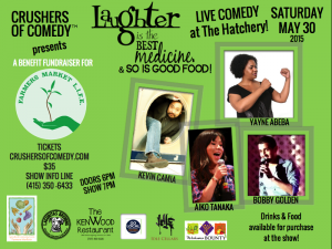 May 30 LIFE Comedy Show